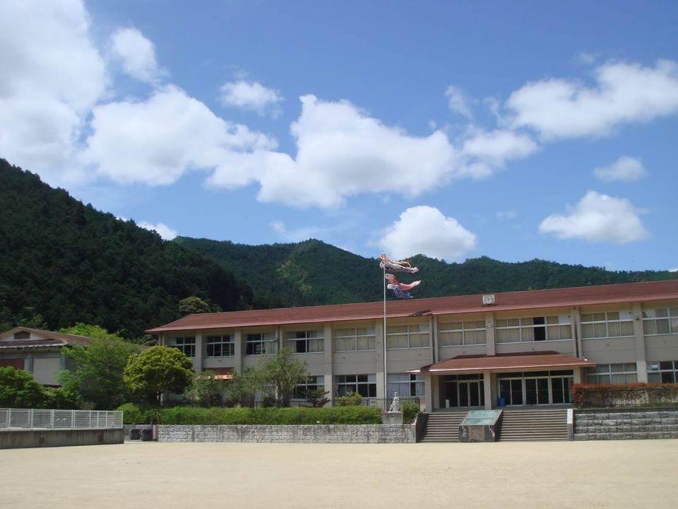 吉野宮滝野外学校