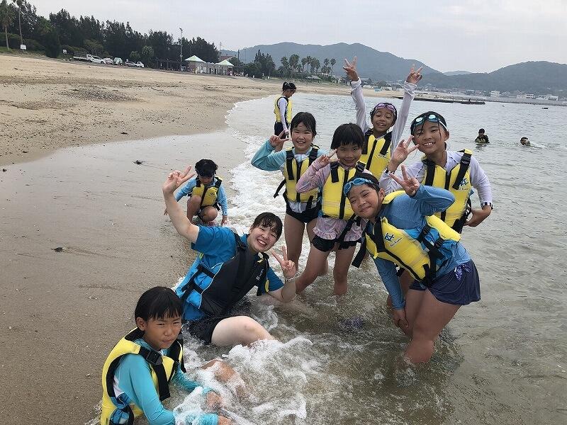 淡路島マリンキャンプ②