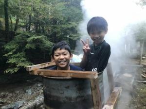子どもキャンプ塾9月